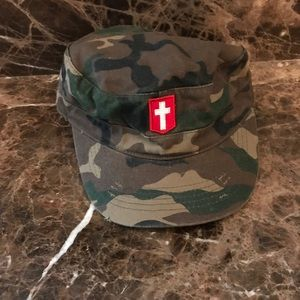 Accessories - Camo hat one size